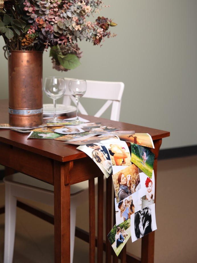 Photo Table Runner