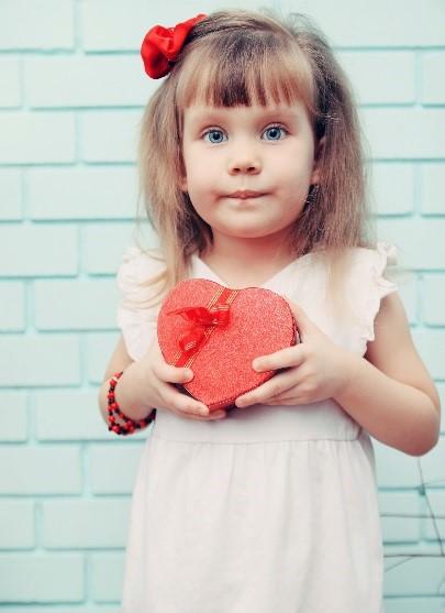 Valentine's Day Theme-Kid