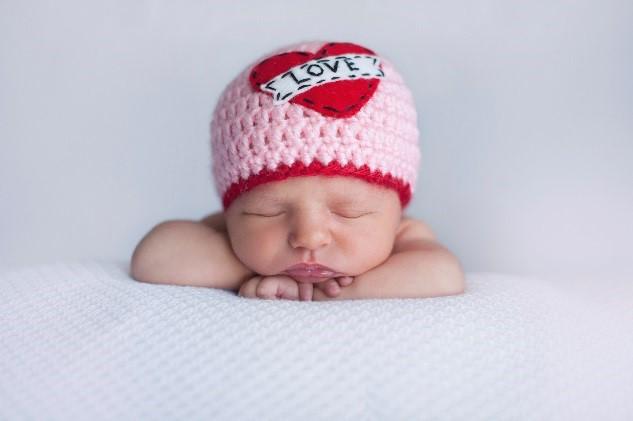 Valentine's Day Theme-Baby