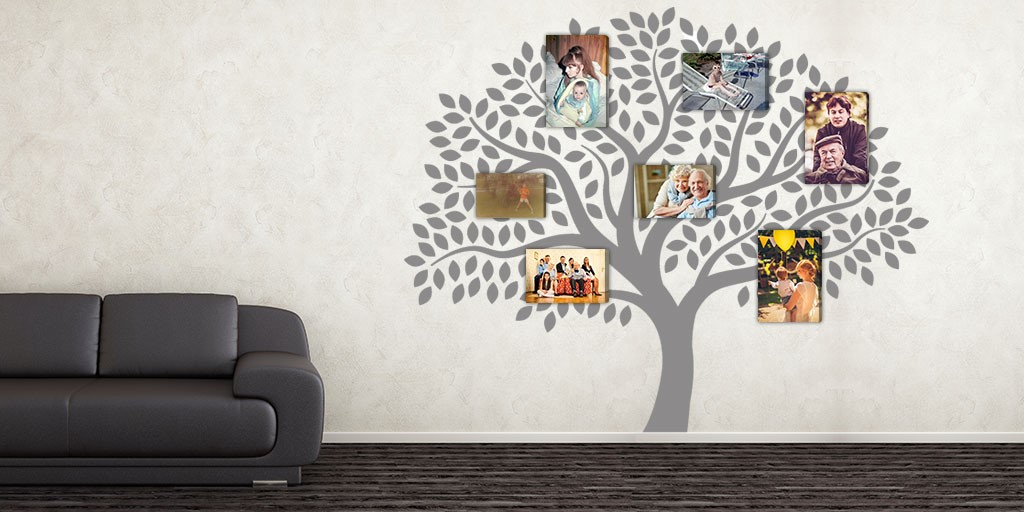 Canvas Family Tree