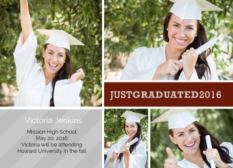 Grad Announcement 1