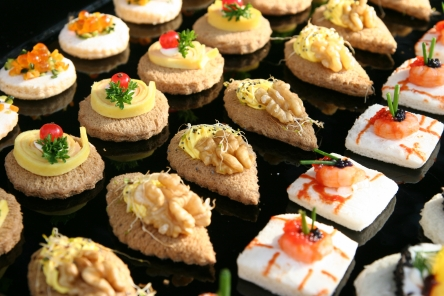 Passes Hors d'oeuvres