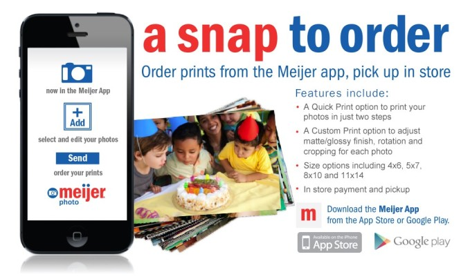 Meijer App