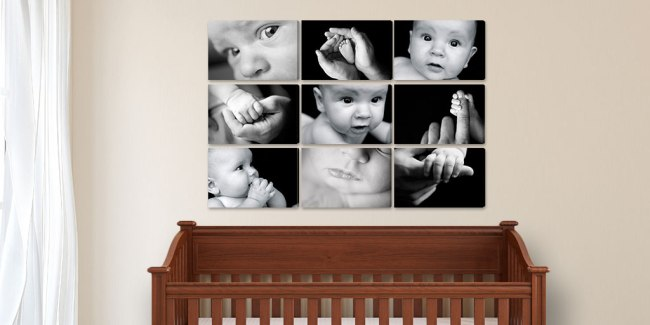 Baby Nursery Canvas