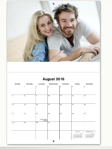 Couples Calendar
