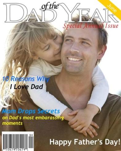 Fathers Day Magazine