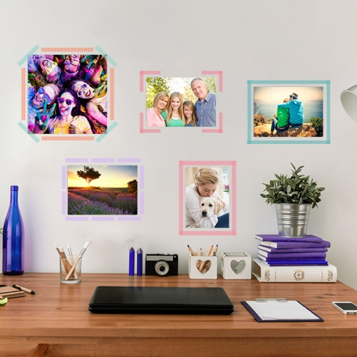 College-Friendly Frames