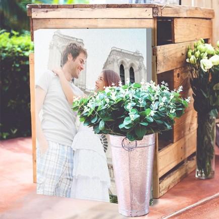 Canvas Display-Wedding