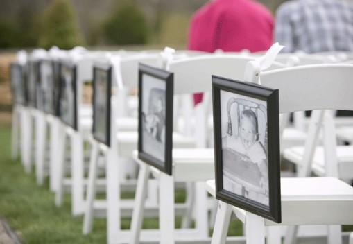 Frames Down the Aisle-Wedding