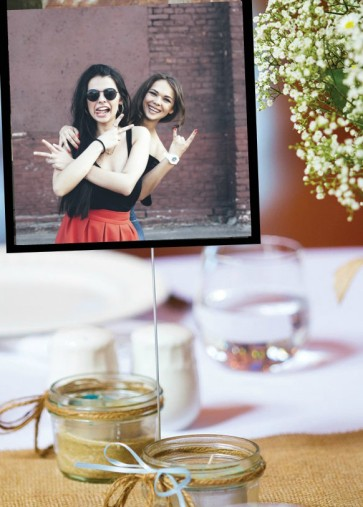 Bridal Shower PhotoTableNumbers