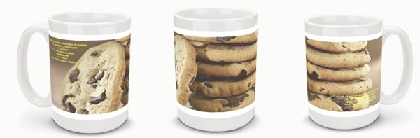 Recipe on a Mug