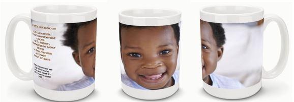 Recipe on the Mug