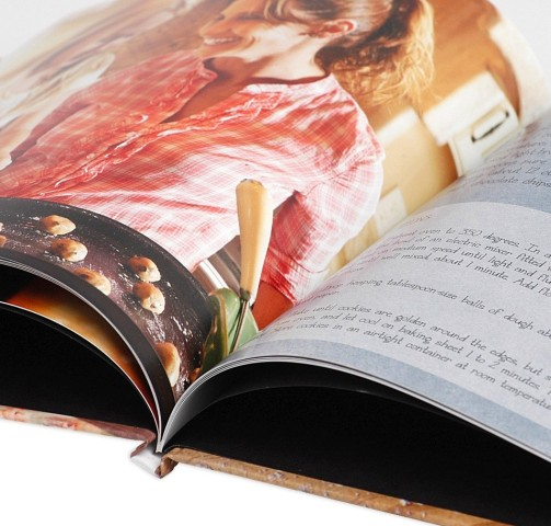 Cooking Photo Book