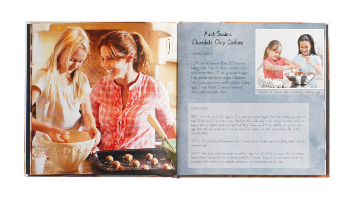 Recipe Photo Book