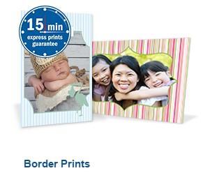 15 Minute Border Prints