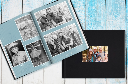 Photo Books for Grandparents