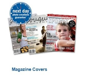 Next Day Magazine Covers
