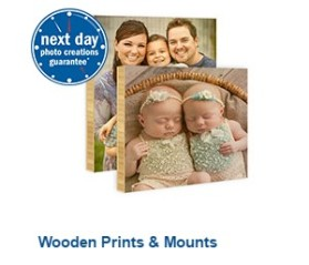 Next Day Wooden Prints