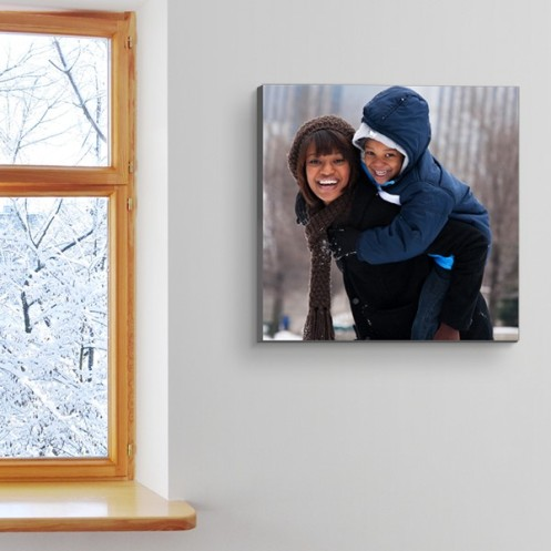 Winter Home Decor Canvas