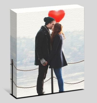 Valentine's Day Canvas