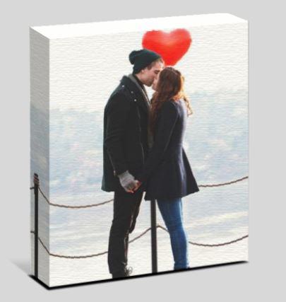 Valentine's Day Canvas