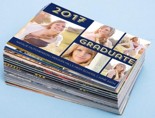 2017 Graduation Announcements