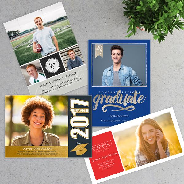 2017 Graduation Cards/Announcements
