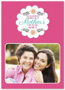 2017 Mother's Day Card- Pink Delight