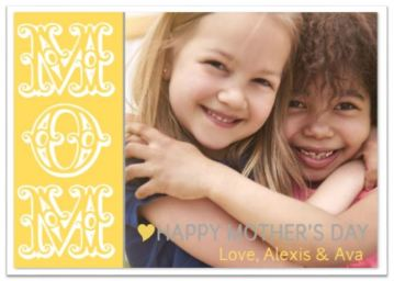 2017 Mother's Day Card- Sunshine Mother's Day Card
