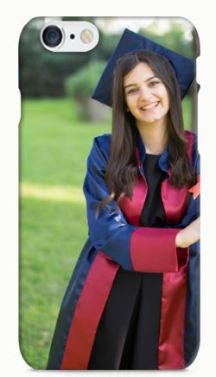 Graduation Gift- High School Grad Phone Case- iPhone 6