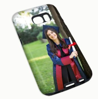 Graduation Gify- High School Grad Phone Case- Samsung Galaxy 7