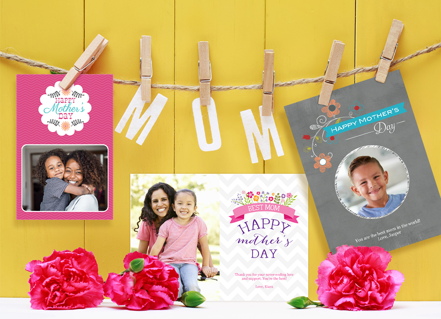 Mother's Day Gift Ideas- Photo Greeting Cards
