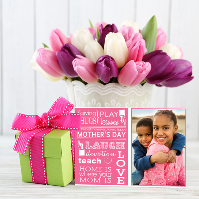 Mother's Day Photo Greeting Cards