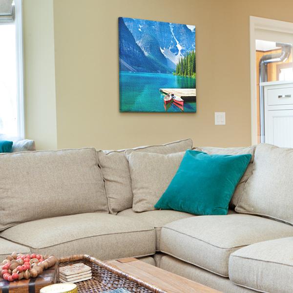 Spring Home Decor- Canvas