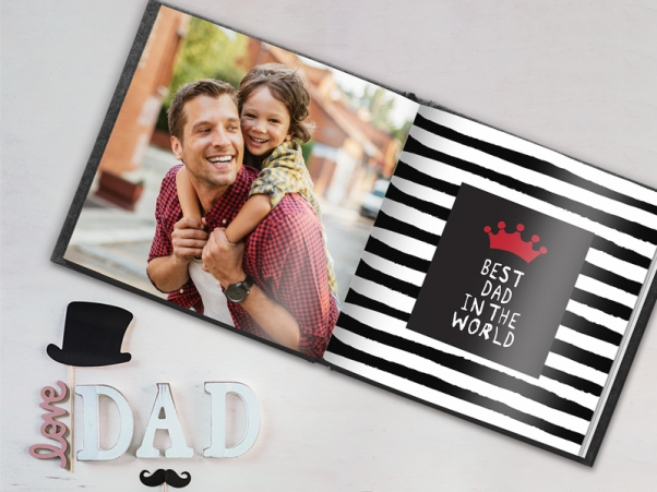 Father's Day Gifts Ideas - Photo Book